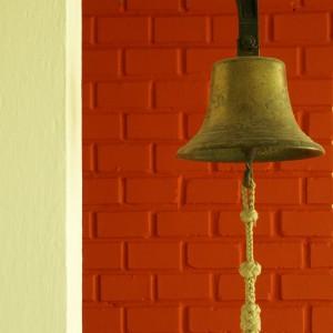 La campana in salotto