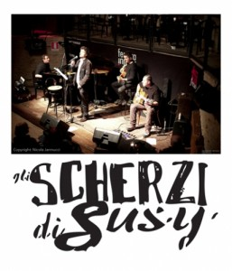 locandina Scherzi di Susy