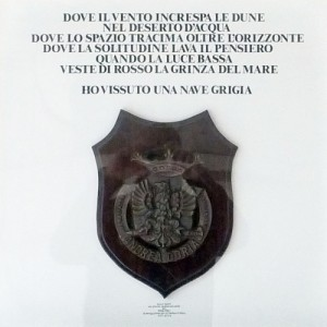 Nave grigia, crest Andrea Doria