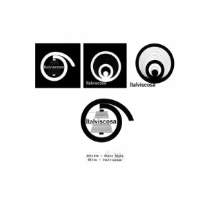Studio per Logotipo SNIA Italviscosa