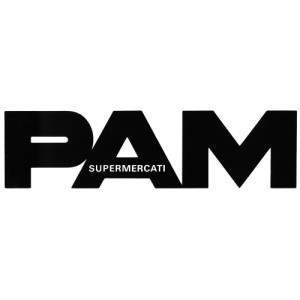 Logotipo Pam supermercati
