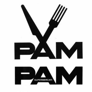 Studio per logotipo Pam Supermercati