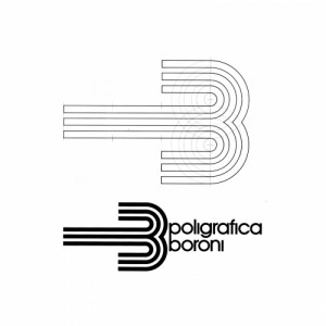 Logotipo Poligrafica Baroni