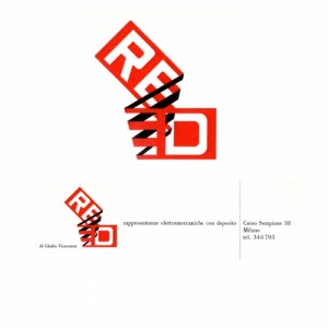 Logotipo Red 1961