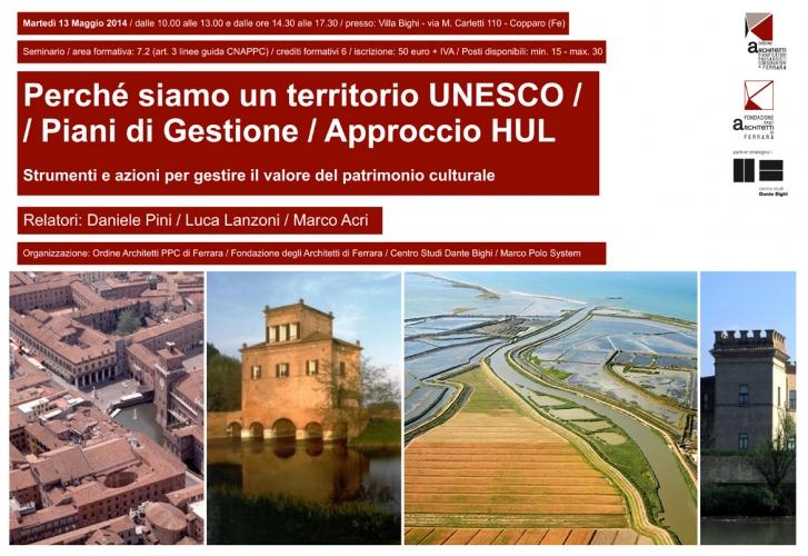 Unesco Seminario